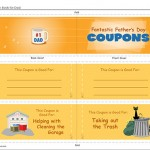 Fun Father's Day Coupons (Printable Activity for Kids) | Gift Printables for Father's Day — Kid's Printables | FamilyFun