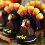 Our Best Bites: Oreo Turkeys and Cookie Pilgrim Hats