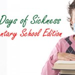12 Days of Sickness: Elementary School Edition