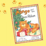 Mango and the Christmas Ribbon {Review & Giveaway!!}