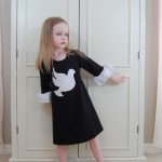 Handmade Kids Clothes for the Holidays: For the Girls