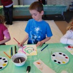 Family Day at the Bechtler Feb 5: Kids Admitted Free