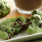 Mint Chocolate Chip Cookies Recipe | Flickr – Photo Sharing!