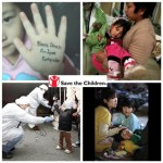 POST WITH A PURPOSE – Support Save The Children's Effort In Japan