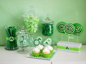 LUCKY St. PATRICK'S Day Printable Design Collection