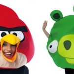 Angry Birds Halloween Costumes = Awesome