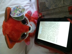 tipple glamwheel reading kindle fire