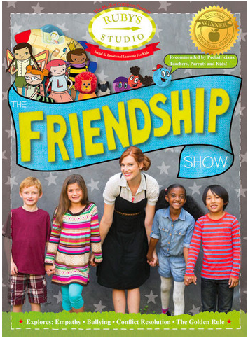 Ruby's Studio: The Friendship Show - DVD