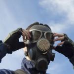 gas mask mommyality